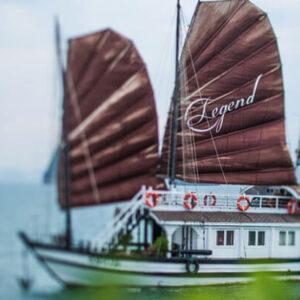 Bhaya Legend 1 cabine
