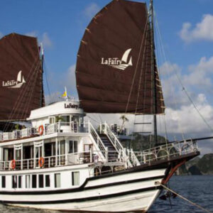 Jonque Lafairy Sails