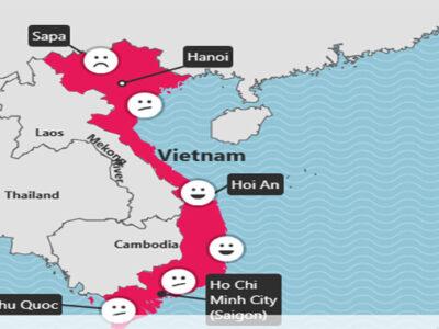 Météo Vietnam août