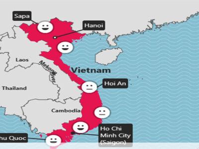 Météo Vietnam décembre