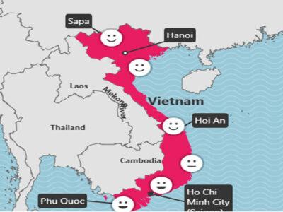 Météo Vietnam janvier