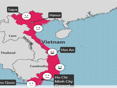 Météo Vietnam juillet
