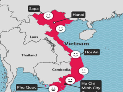 Météo Vietnam mars