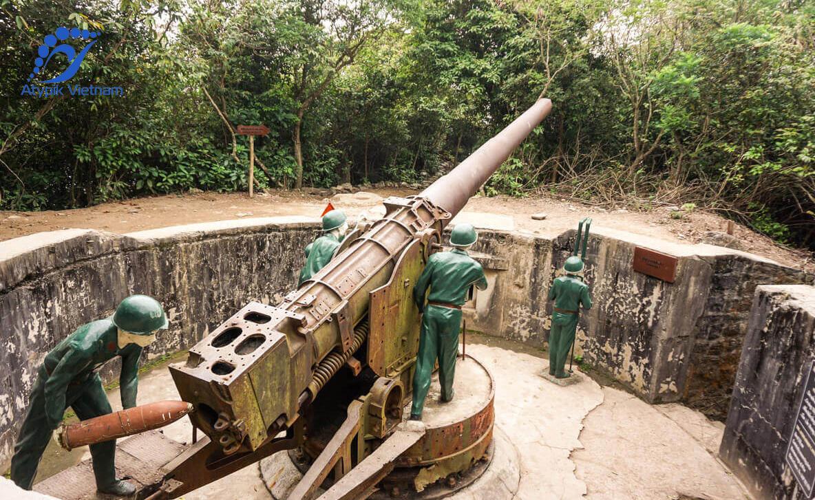 Apprendre l'histoire à Cannon Fort
