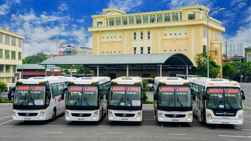 Bus Hoang Long