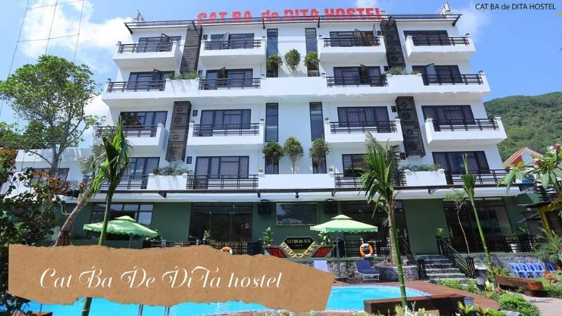 Cat Ba De DiTa hostel
