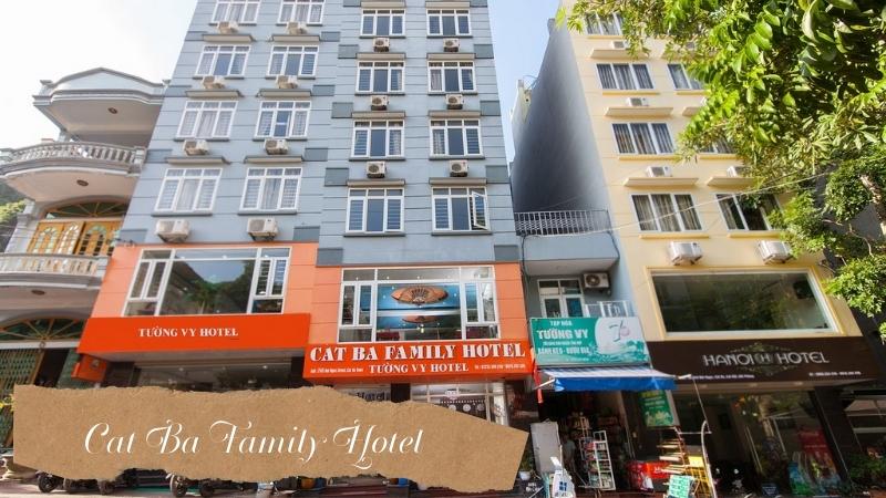 Cat Ba Family Hotel
