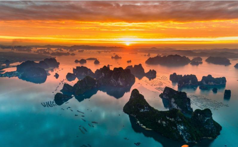 Choisir la bonne période pour visiter la baie d'Halong