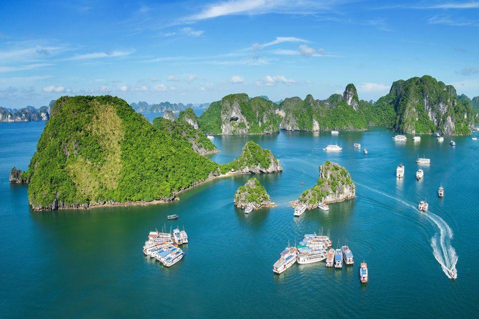 Croisière dans la baie de Lan Ha, moins touristique