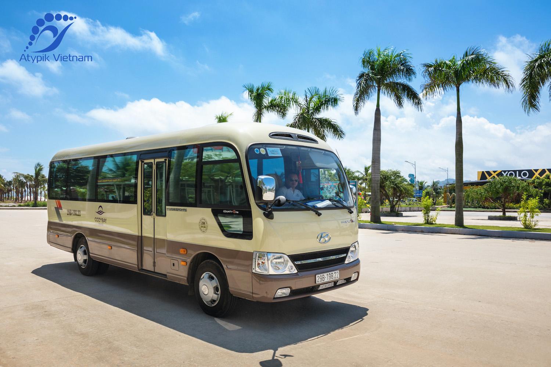 De Hanoi à Cat Ba en bus et en ferry bateau à grande vitesse