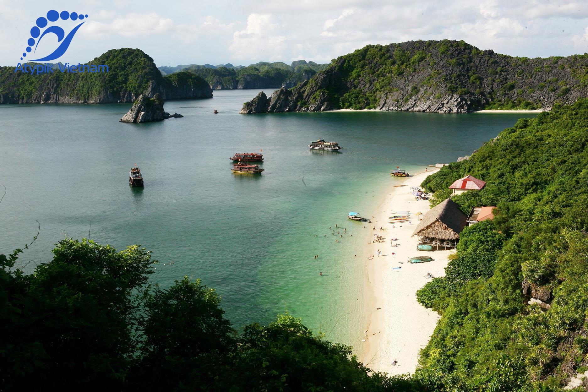 Découvrir l'île de Van Boi