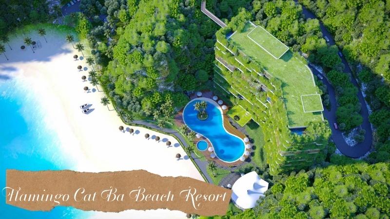 Flamingo Cat Ba Beach - Green Eco Resort