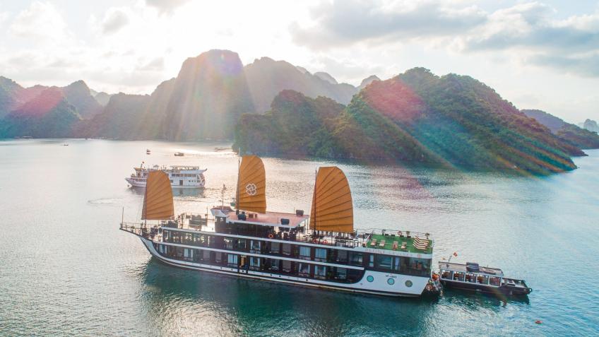 Meilleur moment pour visiter la baie de Lan Ha