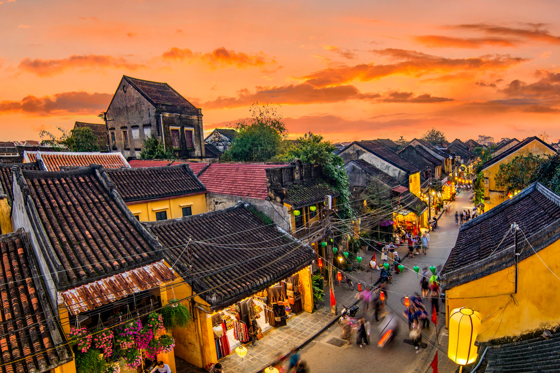Météo Vietnam août hoi an