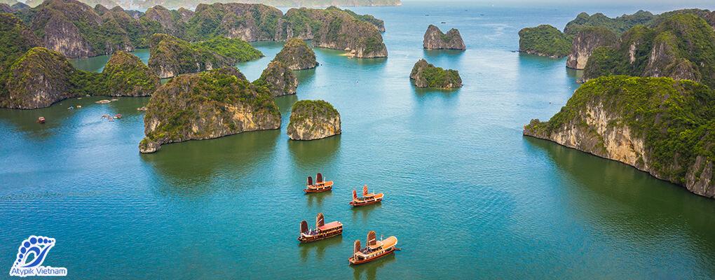 Météo baie d'Halong