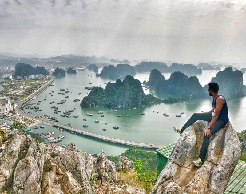Météo de la baie de Bai Tu Long