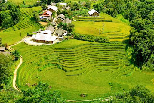 Météo en juillet vietnam sapa