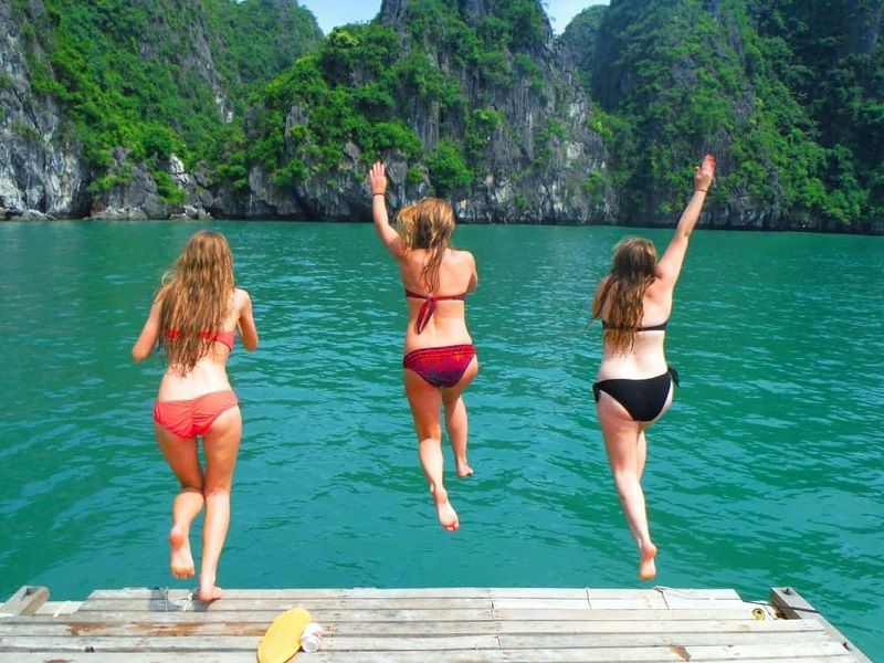 Météo en mai vietnam baie d'halong