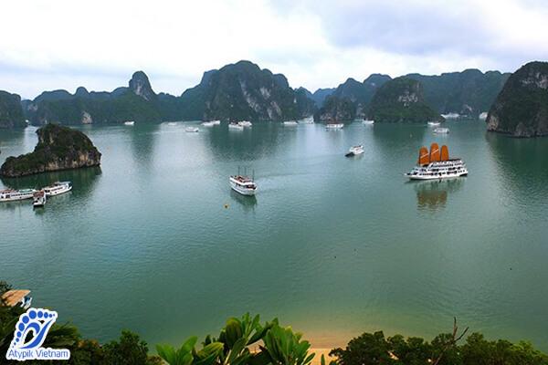 Quand partir au Vietnam baie d'Halon