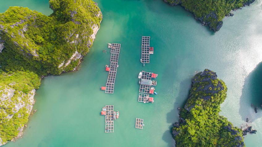 Que faire dans la baie de Lan Ha