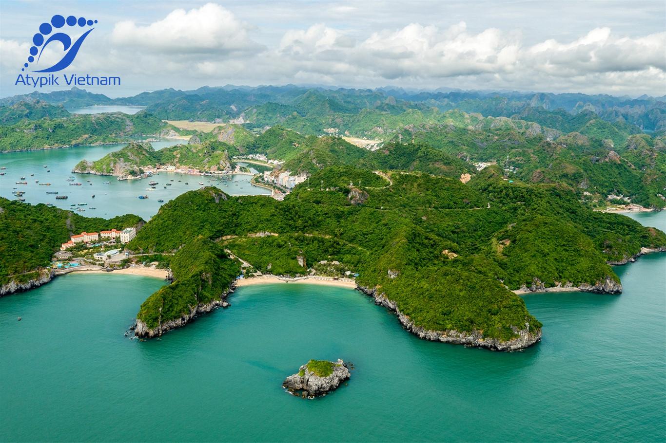 Quelle est la meilleure période pour visiter l'île de Cat Ba