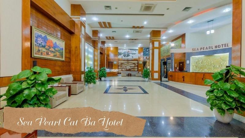 Sea Pearl Cat Ba Hotel