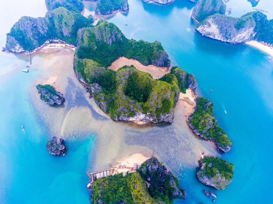 Venez explorer l'île de Cat Ba