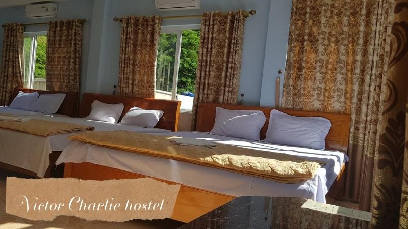 Victor Charlie hostel