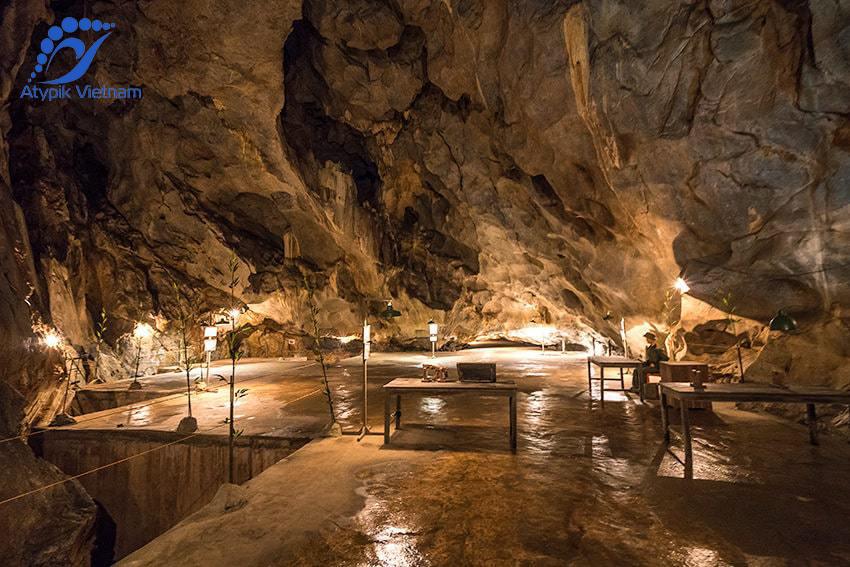Visiter la grotte de l'Hôpital