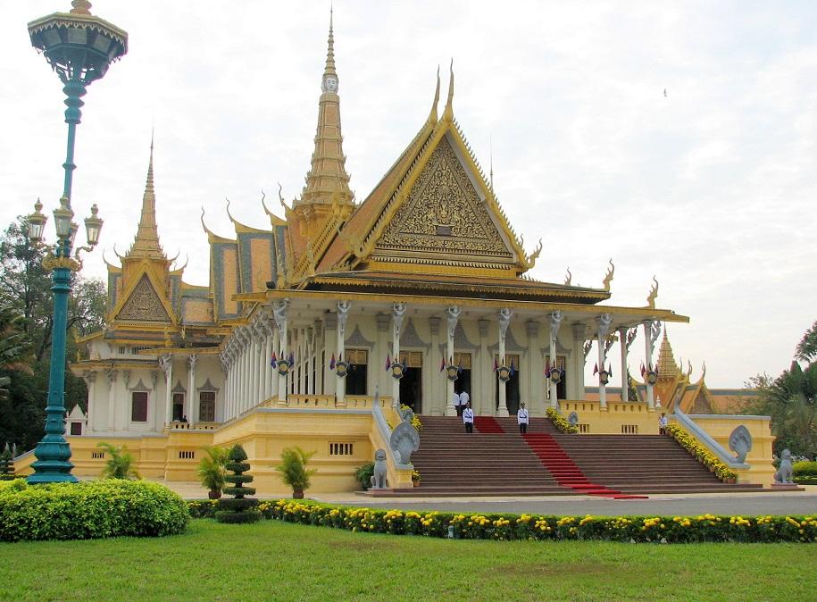 croisiere au fil du mekong phnompenh