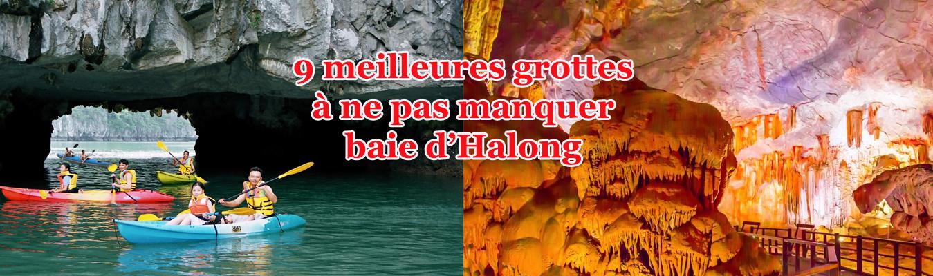 grotte baie d'halong