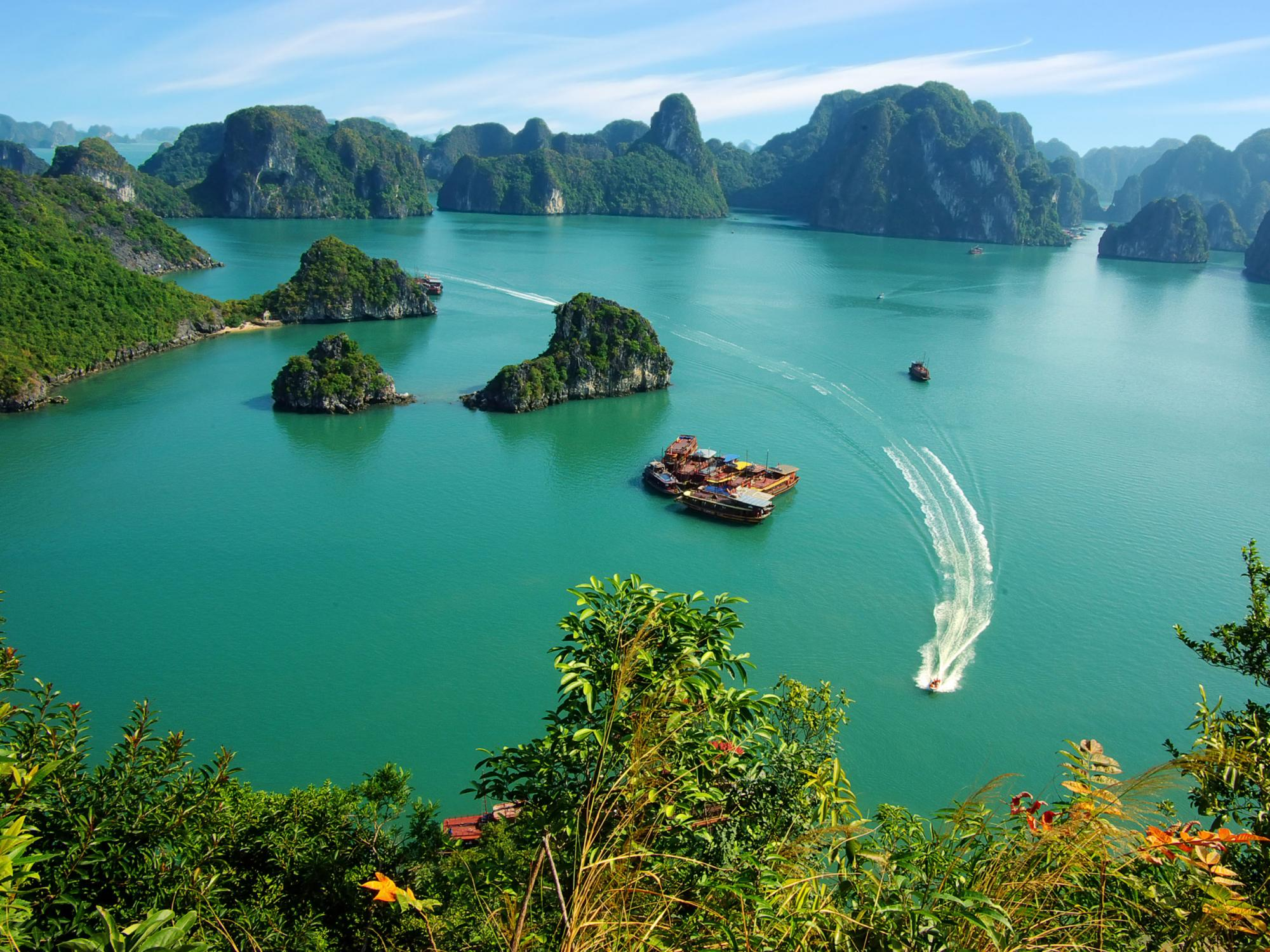 meteo baie d'halong aout