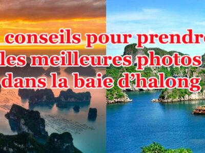photos baie d'halong