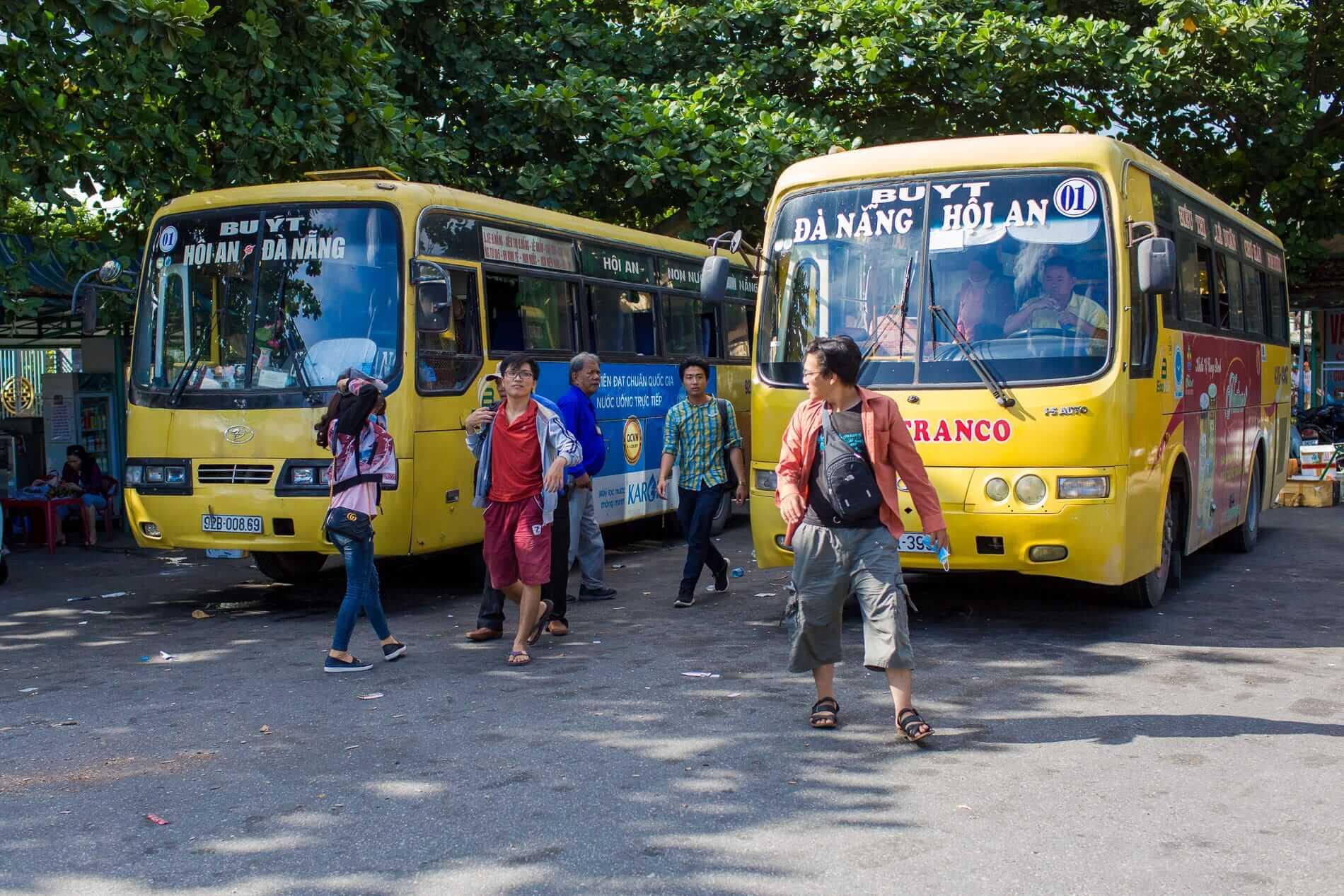 Comment arriver et quitter Da Nang