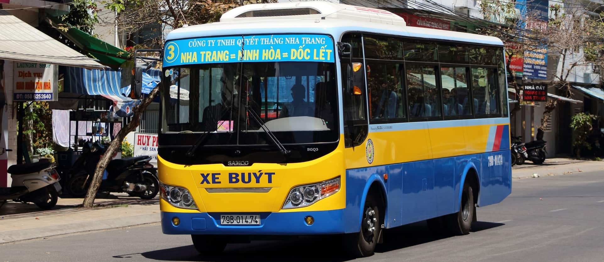 Comment arriver et quitter Nha Trang