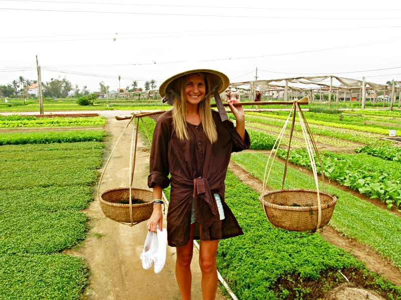 Découvrez la vie agricole à Hoi An Vietnam