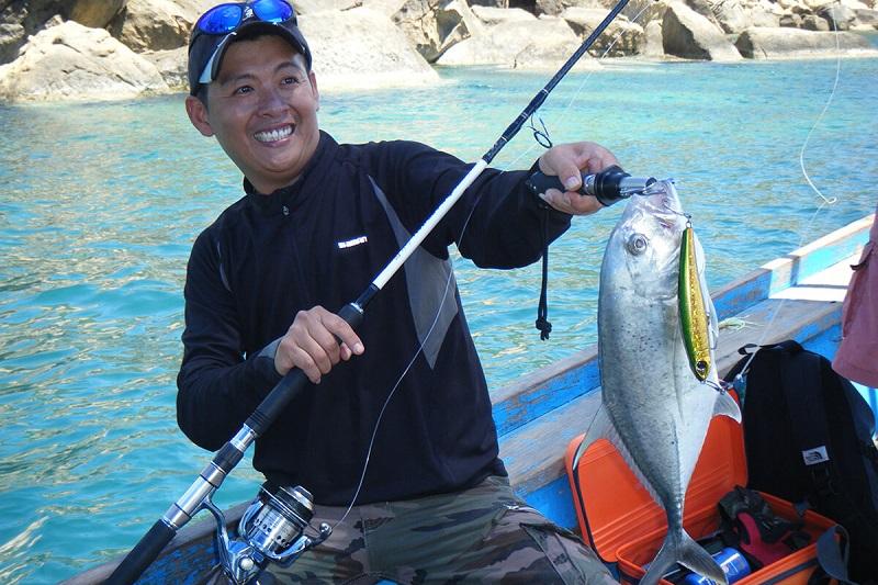 Faire de la pêche à Nha Trang