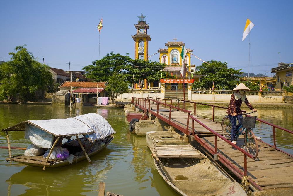 Faire un tour au village de Kenh Ga