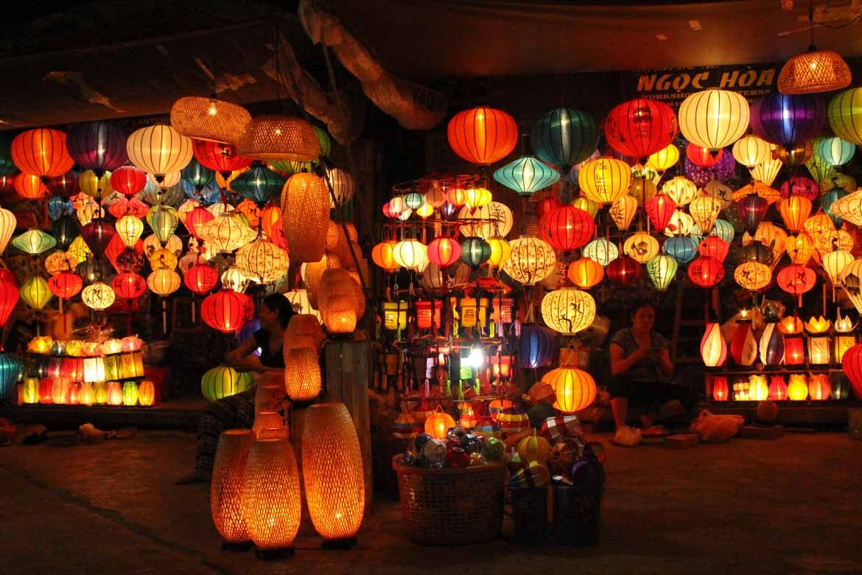 Festival des lanternes à Hoi An