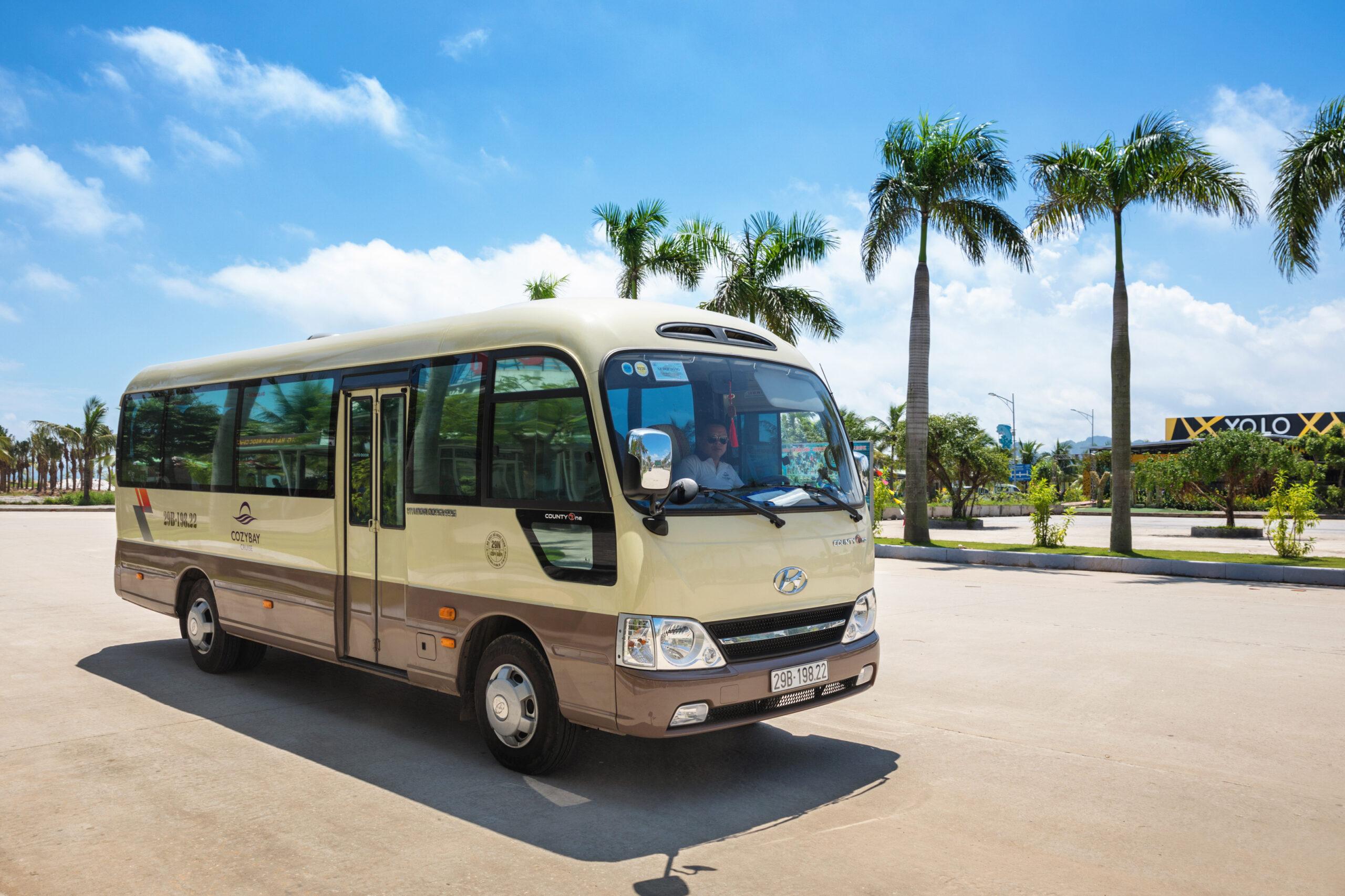 Hanoi à Ninh Binh en bus