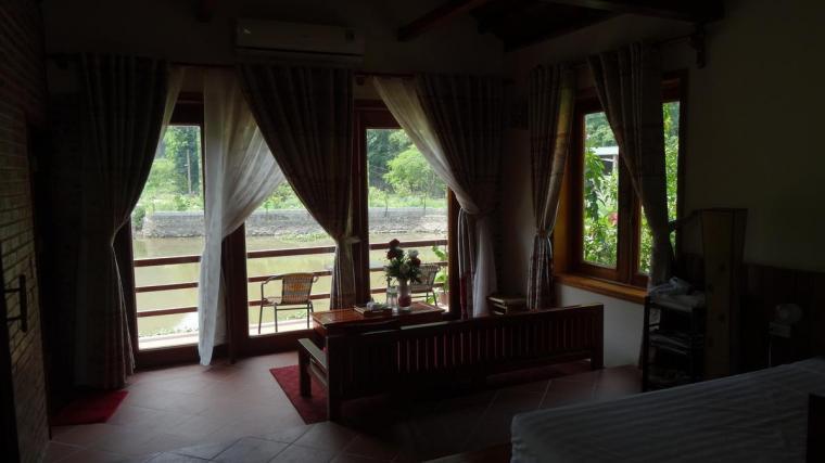 Hôtel Chez Loan Tam Coc