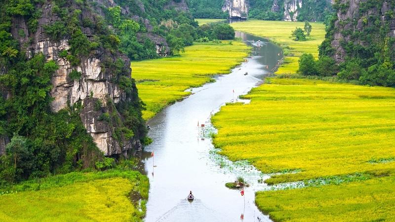 Le meilleur moment pour se rendre à Ninh Binh