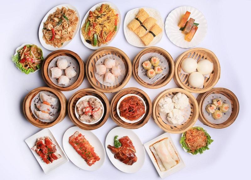 Mangez de la nourriture chinoise