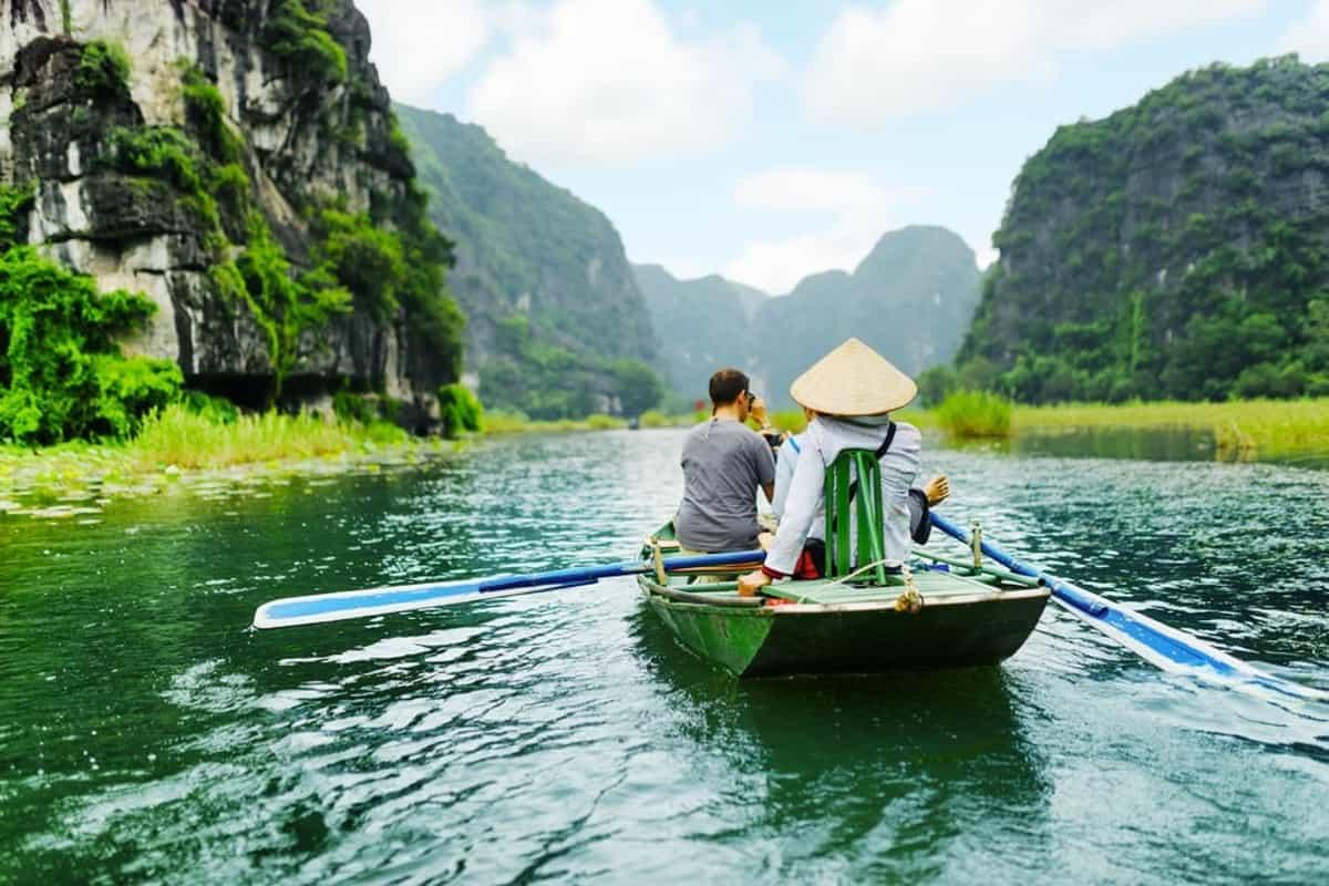 Meilleur itinéraire de visiter Ninh Binh