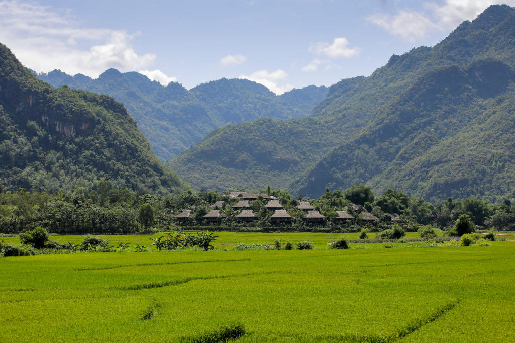 Météo Vietnam décembre mai chau