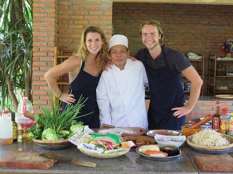 Participez à un cours de cuisine à Nha Trang