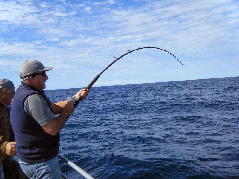 Pêche en haute mer à Hoi An