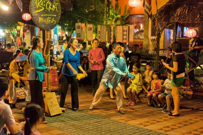 Que faire au festival des lanternes de Hoi An