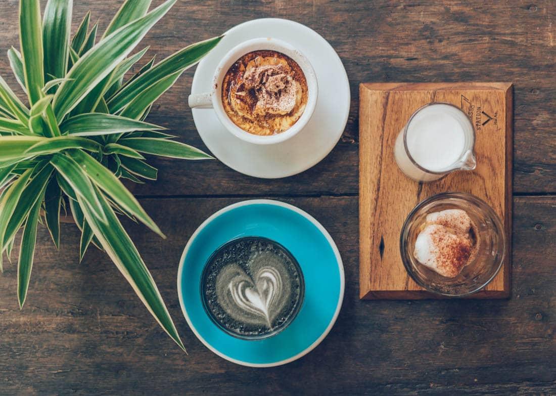Que faire à Hoi An le soir : Savourer un Espresso à recette unique