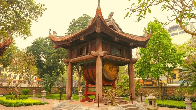 Tour de ville de Hanoi